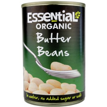Essential Trading Butter Beans - 400g