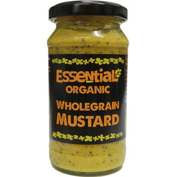 Essential Trading Mustard Wholegrain - 200g