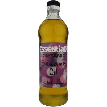 Essential Trading Sesame Oil - Cold Pressed - 500g