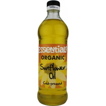 Essential Trading Sunflower Oil - Cold Pressed - 500g