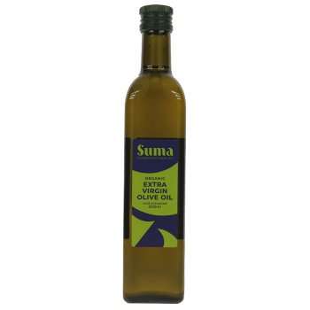 Suma Organic Extra Virgin Olive Oil 500ML