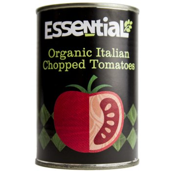 Essential Trading Tomatoes Tinned Chopped - 400g