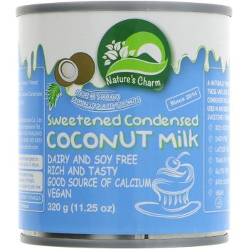 Natures Charm Condensed Coconut Milk - 320g