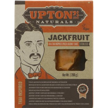 Uptons Naturals Jackfruit - Thai Curry - 200g