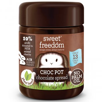 Sweet Freedom Choc Pot Chocolate Spread - 250g