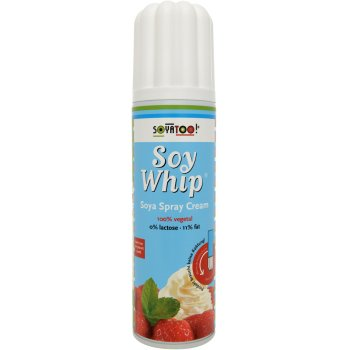 Soyatoo! Soy Whip - Spray Soya Cream - 250g