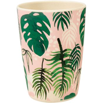 Tropical Palm Bamboo Tumbler - 400ml