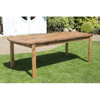Eight Seater Rectangular Table - HB30
