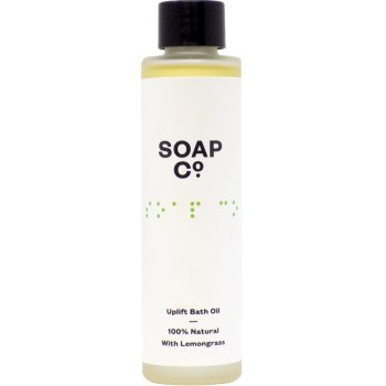 The Soap Co Uplift Bath Oil - 100ml