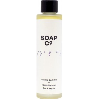 The Soap Co Unwind Body Oil - 100ml