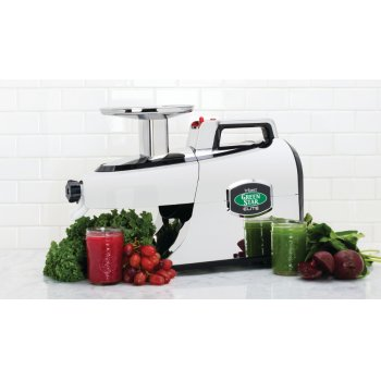 Tribest Green Star Elite Juicer GSE - 5000 - Chrome