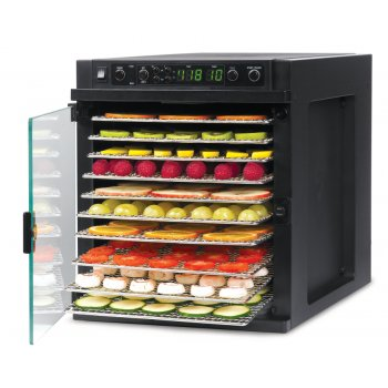 Tribest Sedona Express 11 Stainless Steel Tray Digital Dehydrator