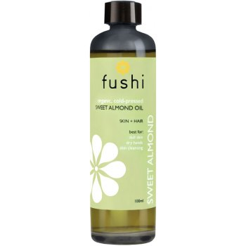 Fushi Organic Sweet Almond Oil - 100ml
