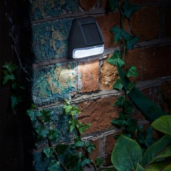 Smart Garden Solar Powered Wall, Fence & Post Light