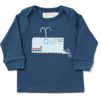From Babies with Love Whale T-Shirt