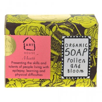 ARTHOUSE Unlimited Bee Free Organic Soap Bar - 100g