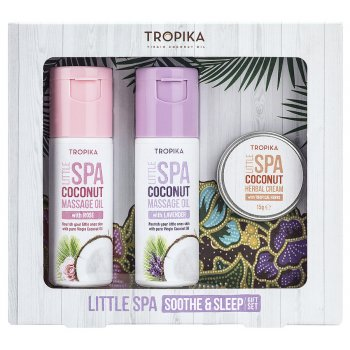 Tropika Little Spa Minis Travel Gift Set