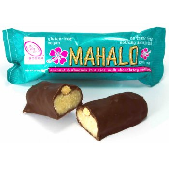 Go Max Go Mahalo Vegan Chocolate Bar - 57g