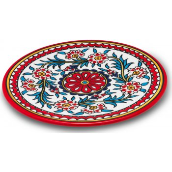 Hand Painted Platter