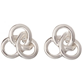 Kashka London Hope Silver Earrings