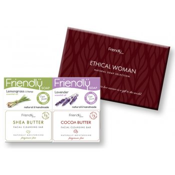 Friendly Soap Ethical Women Gift Set - 380g