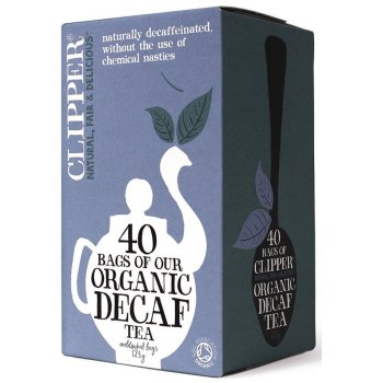 Clipper Organic Decaffeinated Teabags - 40 Bags
