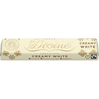 Divine White Chocolate - 35g