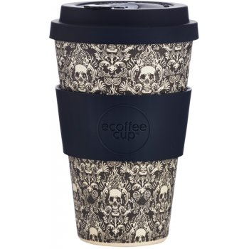 Ecoffee Reusable Bamboo Coffee Cup - Milperra Mutha - 400ml