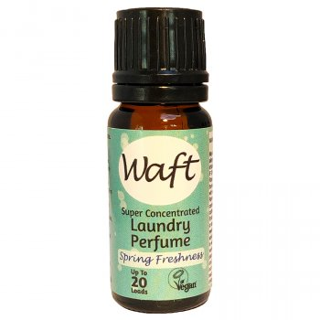 Waft Spring Freshness Super Concentrated Laundry Perfume - 10ml