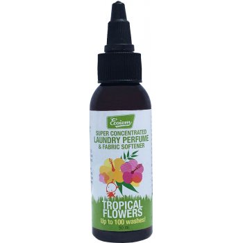 Ecoizm Tropical Flowers Super Concentrated Laundry Perfume - 50ml