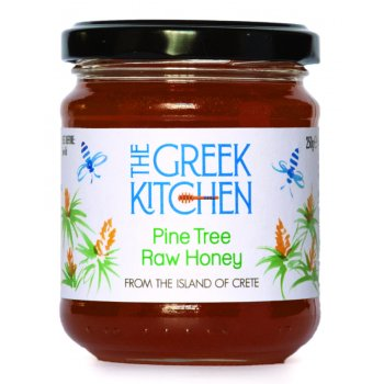 The Greek Kitchen Pine tree Greek Raw Honey - 250g