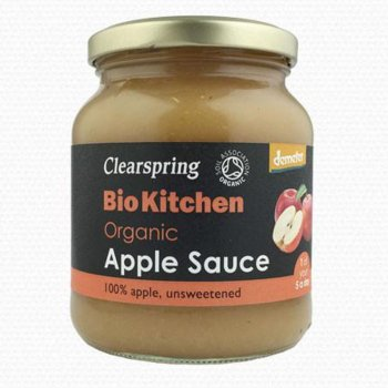 Clearspring Bio Kitchen Apple Sauce - 360g