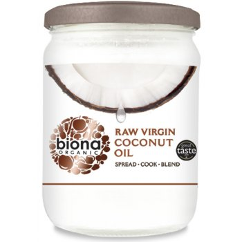 Biona Organic Virgin Coconut Oil 400g