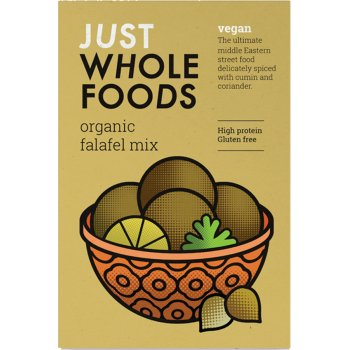 Just Wholefoods Organic Falafel Mix - 120g