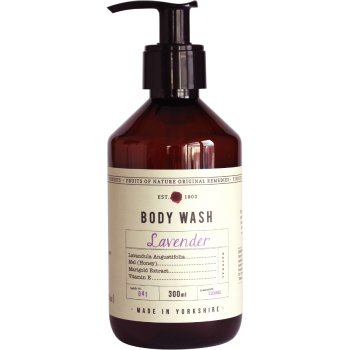 Fruits of Nature Lavender Body Wash - 300ml