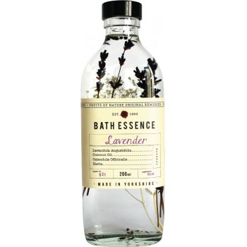 Fruits of Nature Lavender Bath Essence - 200ml