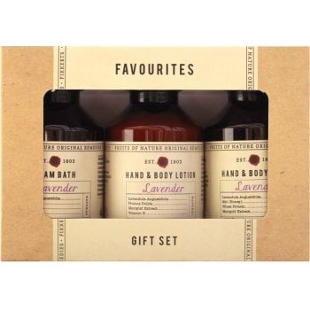 Fruits of Nature Favourites Gift Set - Lavender