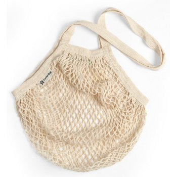 Organic Long Handled String Shopping Bag