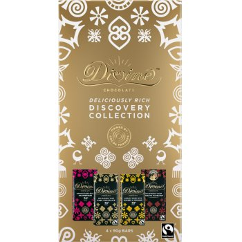 Divine 4 Bar Dark Collection - 360g
