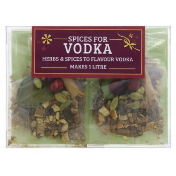 Green Cuisine Spices for Vodka - 30g