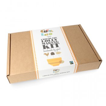 Cocoa Loco Lolly Making Kit