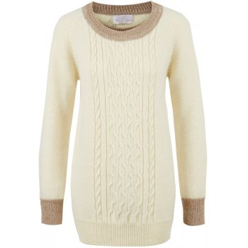 Ally Bee Cable Knit Jumper