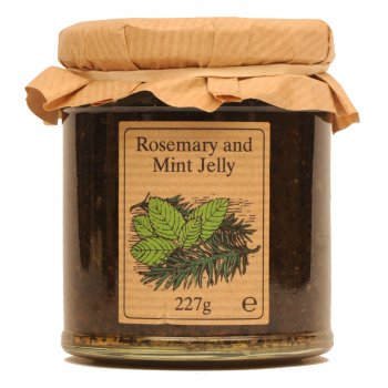 Edinburgh Preserves Rosemary & Mint Jelly - 227g