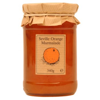 Edinburgh Preserves Seville Orange Marmalade - 340g