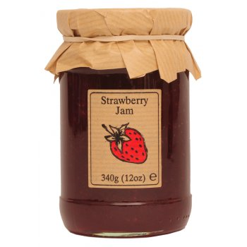 Edinburgh Preserves Strawberry Jam - 340g