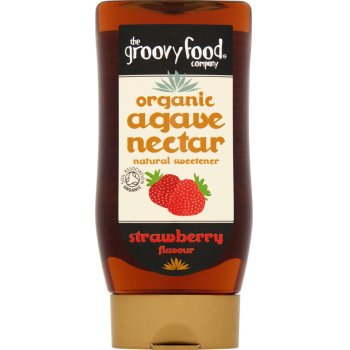 Organic Strawberry Agave Nectar - 250ml