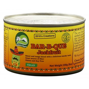 Natures Charm Bar-B-Que Jackfruit - 200g