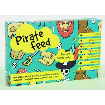 The Treat Kitchen Pirate Feed - 100g