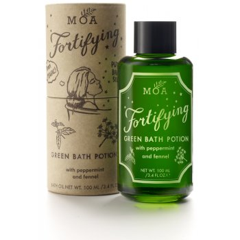 MOA Fortifying Green Bath Potion - 100ml