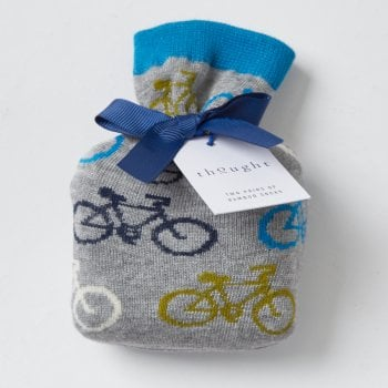Thought Mens Cycler Bamboo Socks in a Bag